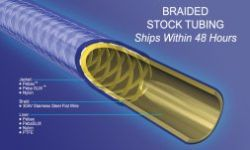 Braid Reinforced Tubing